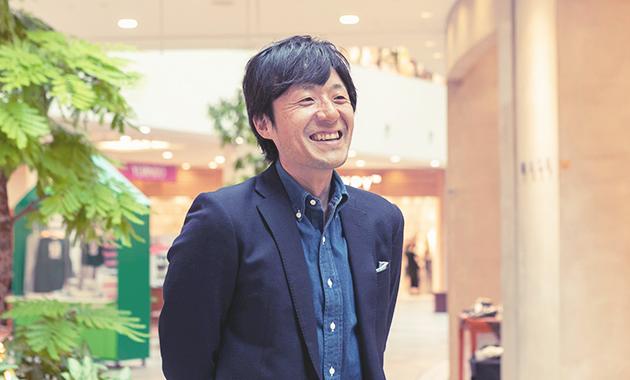 コーポレート本部 人事部長 野村高明